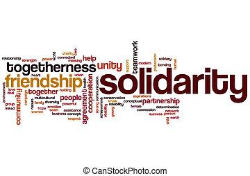 Solidarwortwolke.