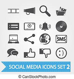 sozial, medien, 2, satz, heiligenbilder