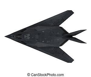 Stealth-Kampfflugzeug