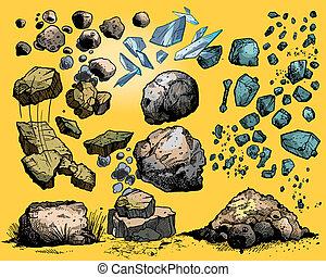 steinen, steine