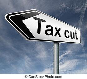steuerkürzung