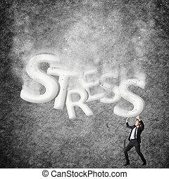 Stresskonzept.