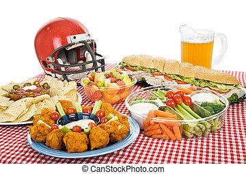 Super Bowl Party Essen