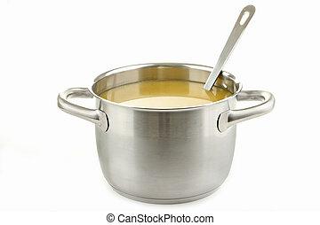 suppe- topf, kochen