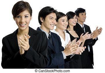 Team Applaus.