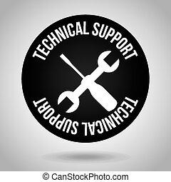 Technische Unterstützung.