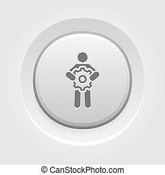 Technisches Support-Icon