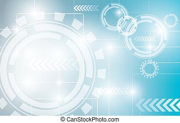 Technologie-Hintergrund desi deaktivieren