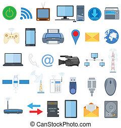 Technologie-Icon.