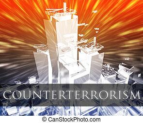 Terrorismusbekämpfung