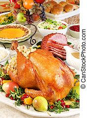 Thanksgiving-Essen