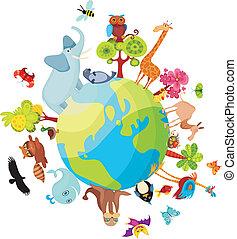 Tierplaneten