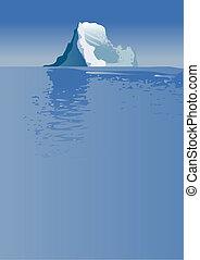 Tipp des Eisbergs.