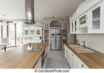Toskana - Küchenmöbel.
