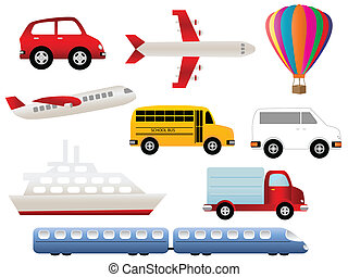 Transportsymbole