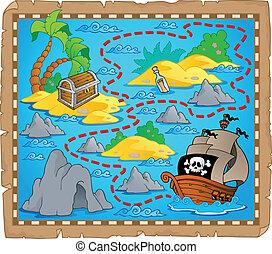 Treasure-Karte-Mottom, Bild 3