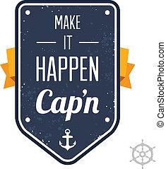 Tun Sie das, Captain