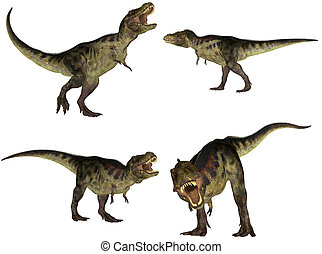 Tyrannosaurus Rudel