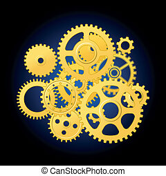 Uhrwerksmechanismus