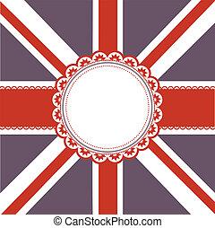 Union Jack Hintergrund