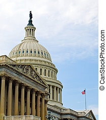 United States Capitol Gebäude in Washington DC