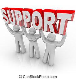 Unterstützt Menschen, die eure Last in schwierigen Zeiten aufheben
