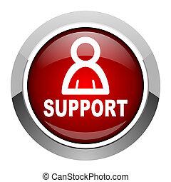 Unterstützungs-Icon