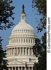 US-Capitol in Washington
