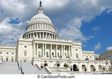 US-Capitol in Washington DC