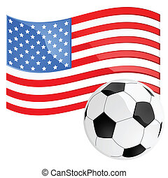 USA-Fußball.