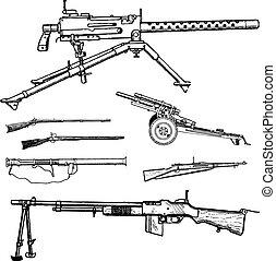 Vector-Kriegswaffen