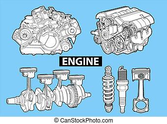 Vektormotoren