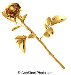 vergoldet, 01, rose