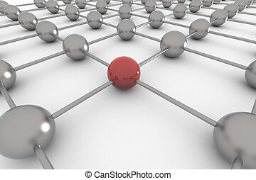 vernetzung, 3d