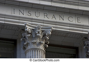 Versicherungssäule