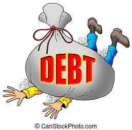 viel, debt.