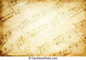 Vintage-Musik