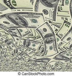 währung, uns, hintergrund