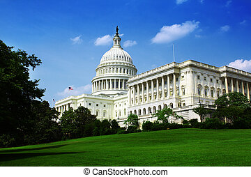 Washington DC Kapitol