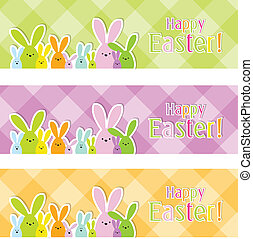 web, banner, ostern