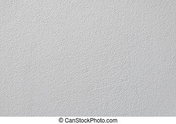 Weiße Wand-Stimme