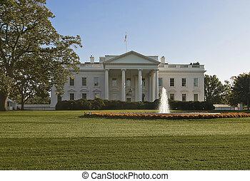 Weißes Haus.
