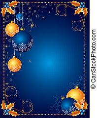 Weihnachtsgeschichte oder Karte
