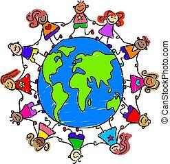Weltkinder