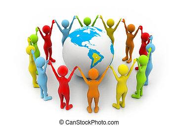 Weltpartnerschaft