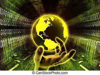 Weltweite Informationen
