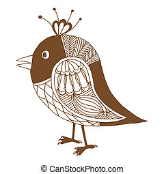 wenig, vogel, abbildung