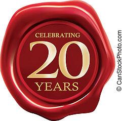 Wir feiern 20 Jahre