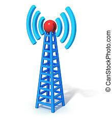 Wireless Kommunikationsturm