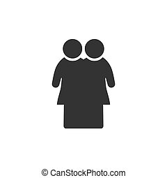 wohnung, lesbierin, ikone